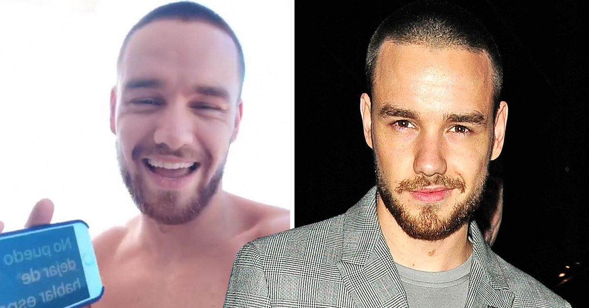 Liam Payne attempts to speak Spanish to impress the 'chicas' in Miami