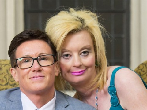 Lauren Harries packs on the PDA with new boyfriend Bruce as she introduces him to the family
