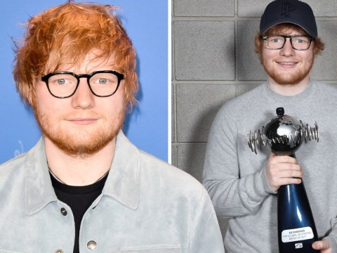 Ed Sheeran beats Drake and Taylor Swift to become biggest selling artist of 2017