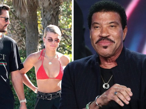 Lionel Richie is really not happy about his daughter Sofia dating troubled Scott Disick