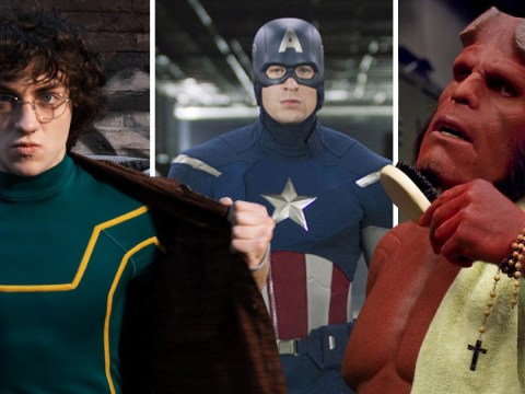 The best comic book movies on Netflix
