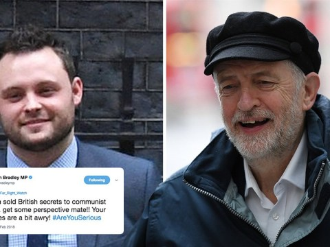 Corbyn's lawyers demand Tory MP pays damages for 'seriously harmful' tweet