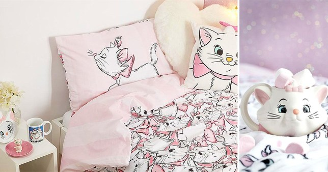 Primark are selling Aristocats homeware from £3… and they're purrfect