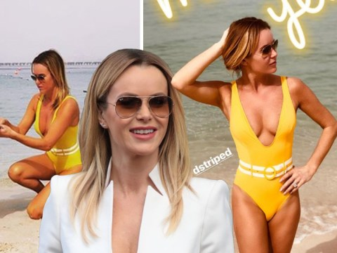 Amanda Holden shows us how to live our best lives during family trip to Dubai