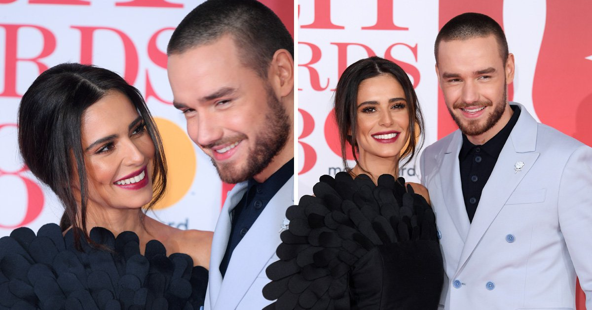 Cheryl and Liam's body language at the Brits suggest 'defiance' but also 'nerves'