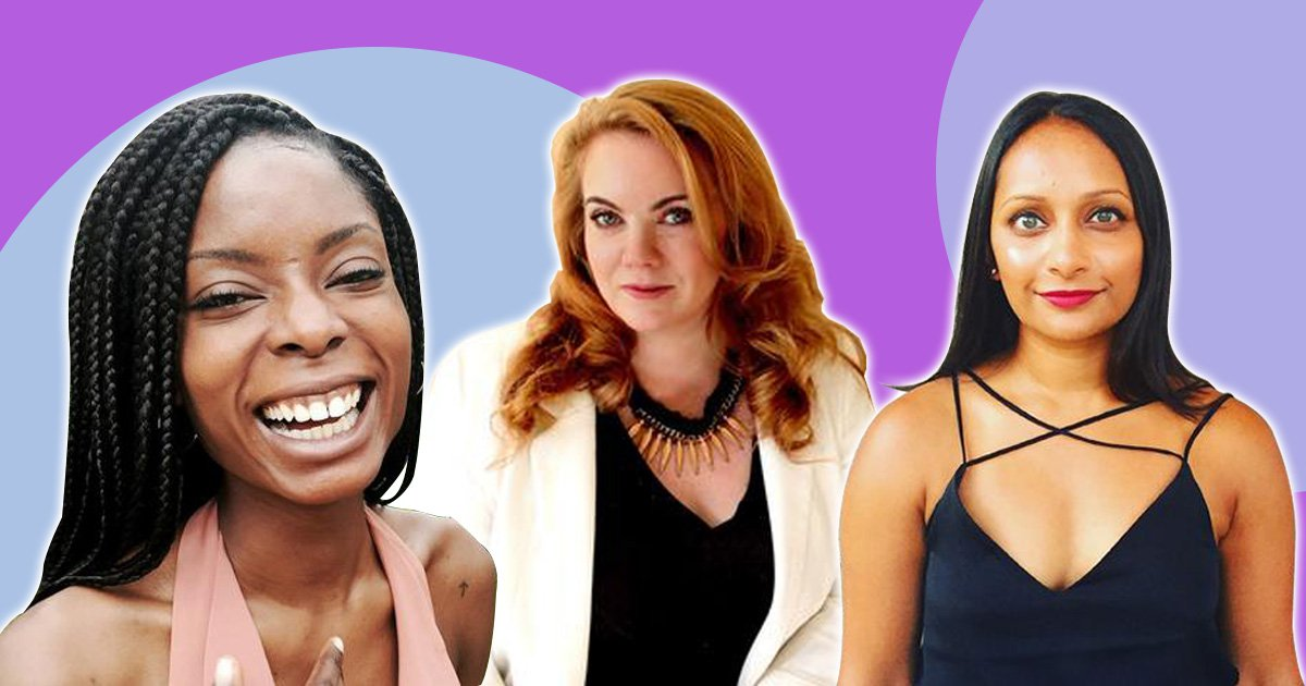 Women?s skincare routine