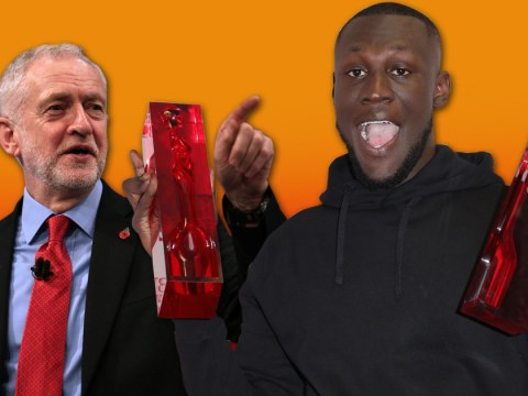 Jeremy Corbyn praises Stormzy Grenfell rap at 2018 Brit Awards as star takes aim at Theresa May