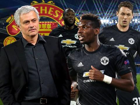 Jose Mourinho has three bigger problems than Paul Pogba at Manchester United