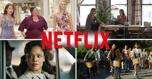 10 Netflix films to watch this International Women's Day - March 8 (Jon O'Brien)