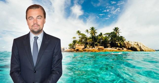 Leonardo diCaprio Seychelles deal