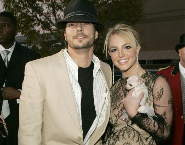 Kevin Federline wants  20k child support from Britney Spears tripled ... 0cbad5ae42a