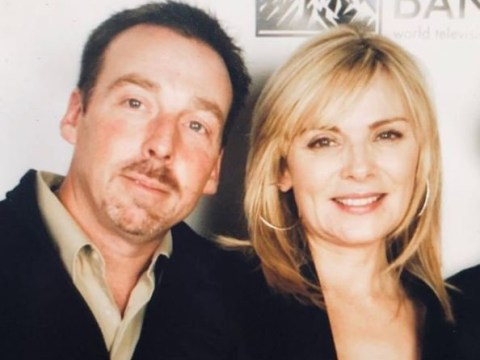 Kim Cattrall marks anniversary of her brother's death: 'We miss you'