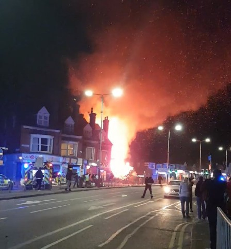 (Picture: Graeme Hudson) There has been a major incident on Hinckley Road, Leicester. All emergency services are currently dealing with this. Carlisle Street and part of Hinckley Road have been closed Please avoid the area.