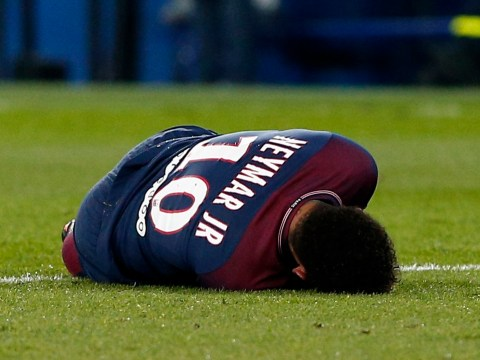 Neymar will have surgery and is out for six weeks, insists Paris Saint-Germain forward's father