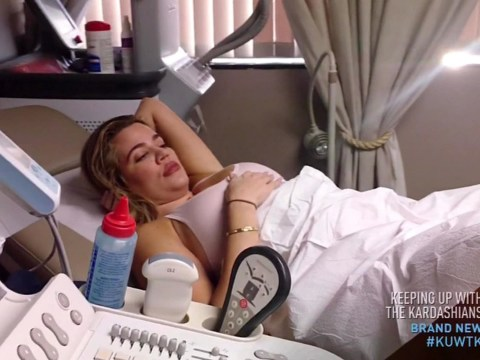 Khloe Kardashian 'will give birth tomorrow' by scheduled C-section amid Tristan Thompson 'cheating' scandal