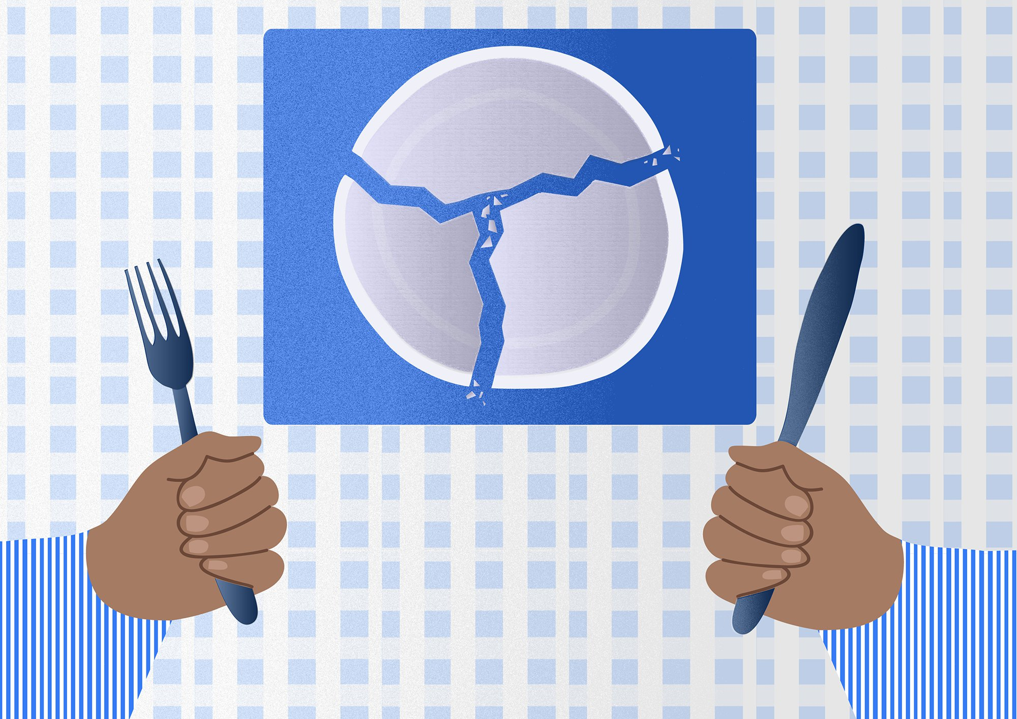 What's the difference between disordered eating and an eating disorder?