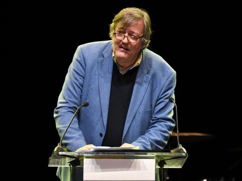 Stephen Fry admits he's worried about being 'professionally mentally unstable'