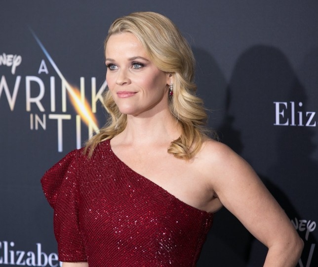 Celebrities attend World premiere of Disney???s ???A Wrinkle in Time??? at El Capitan Theatre in Hollywood. Featuring: Reese Witherspoon Where: Los Angeles, California, United States When: 26 Feb 2018 Credit: Brian To/WENN.com