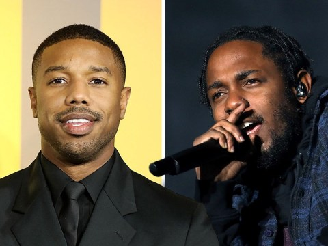Black Panther's Michael B. Jordan says Kendrick Lamar is the 'Voice of the People'