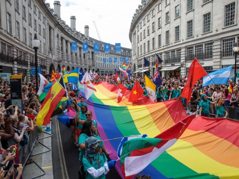 Pride in London responds after Stonewall pulls out over 'lack of diversity'