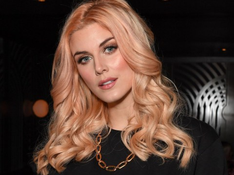 Ashley James joins Konnie Huq for central London charity bash