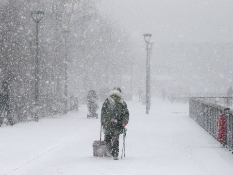 Bookies taking bets on a white Easter as Beast from the East continues across the UK