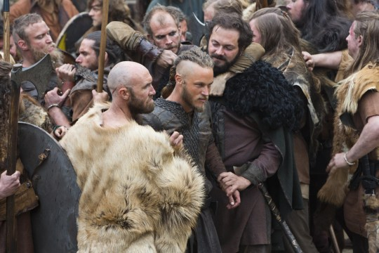 When does Vikings return for season 5 part 2? | Metro News