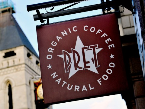 Pret want to give you 10p back for every plastic water bottle you recycle