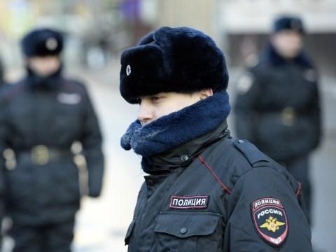 Five killed as gunman opens fire on church in Russia