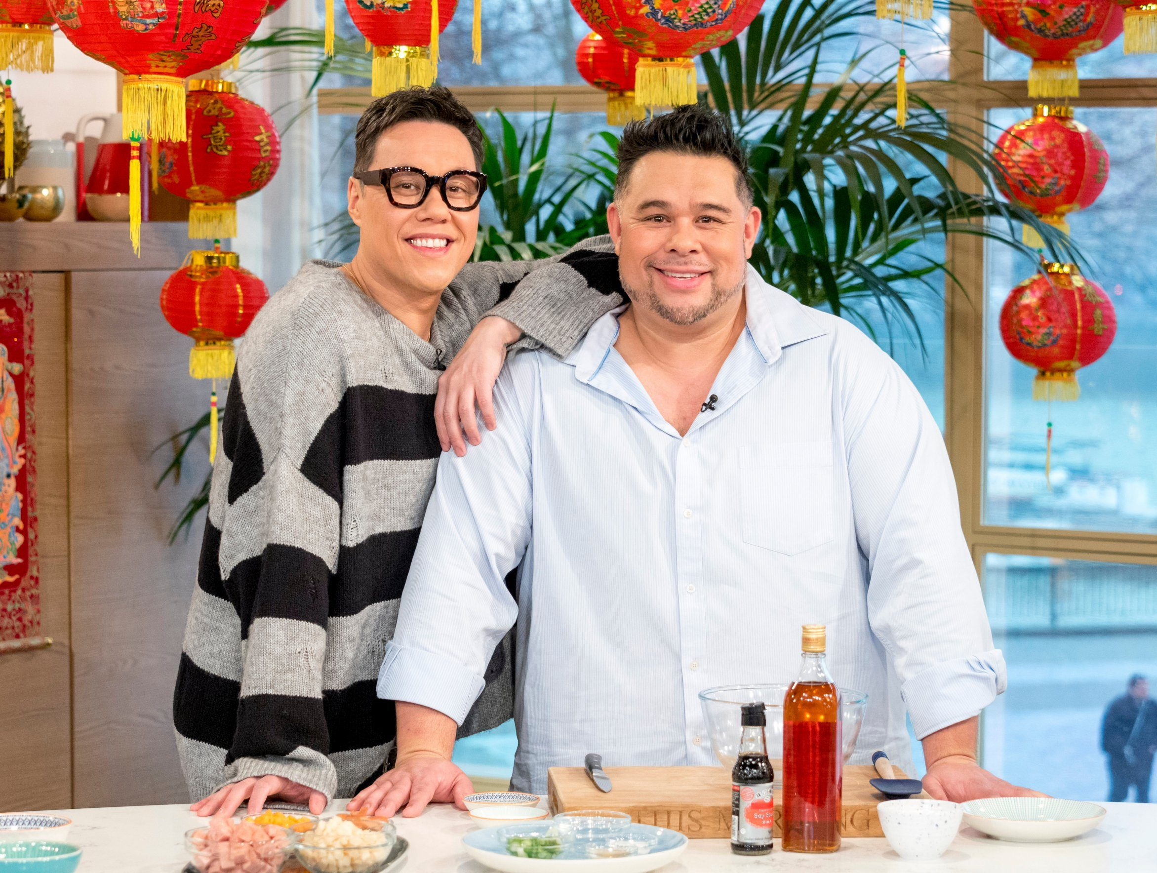 Gok Wan's brother Kwoklyn Wan age, job and is he older or younger than the fashion guru?