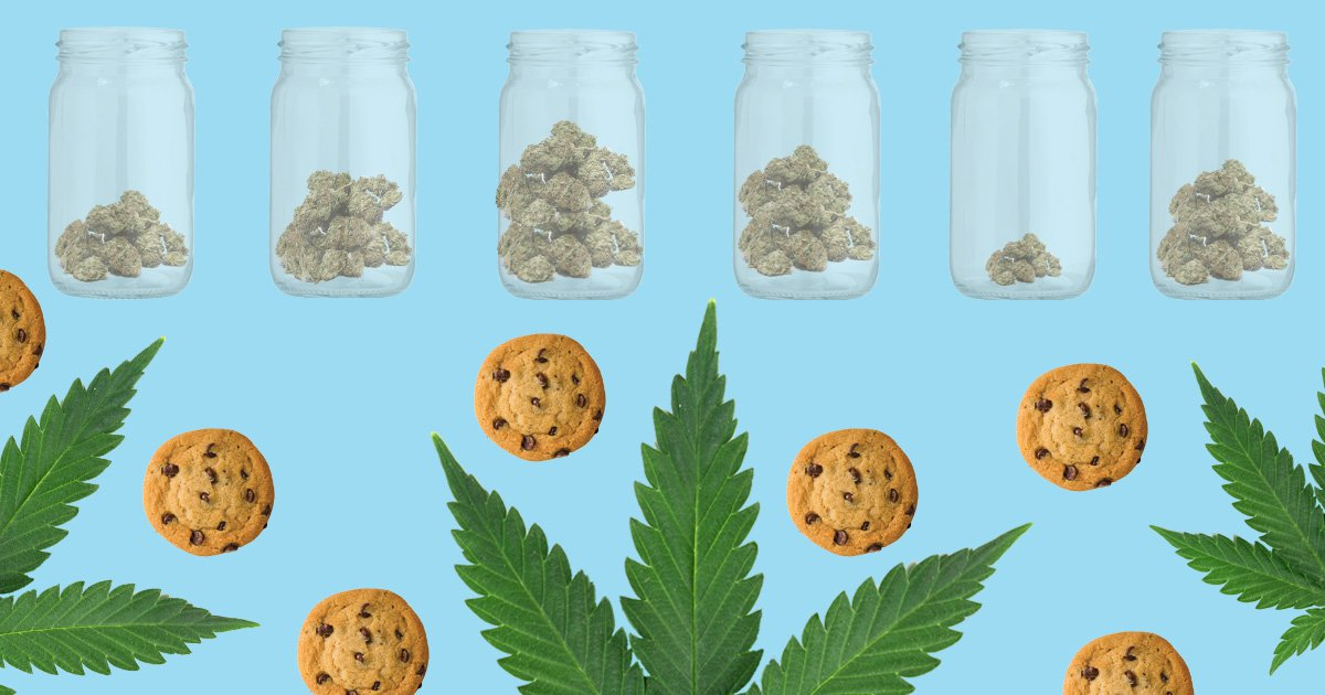 Cannabis and cookies