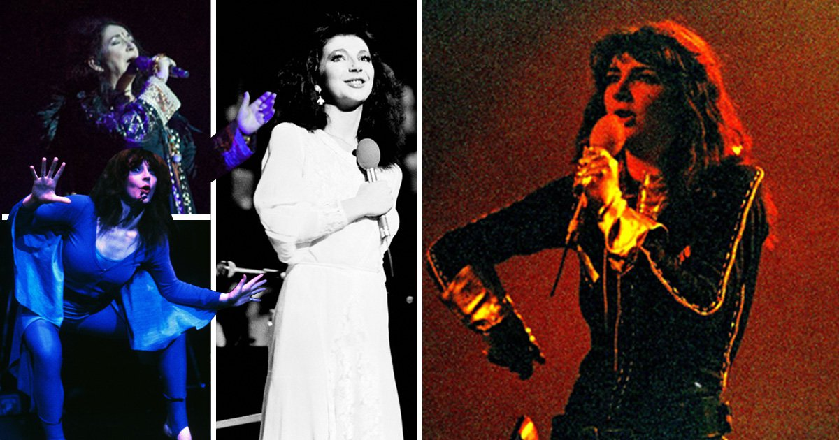 15 great Kate Bush songs to celebrate 40 years of Wuthering Heights