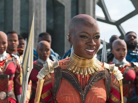 Black Panther deleted scene reveals Okoye is secretly married to W'Kabi