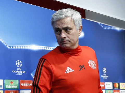 Jose Mourinho ranks current Manchester United team compared to his Porto and Inter champions