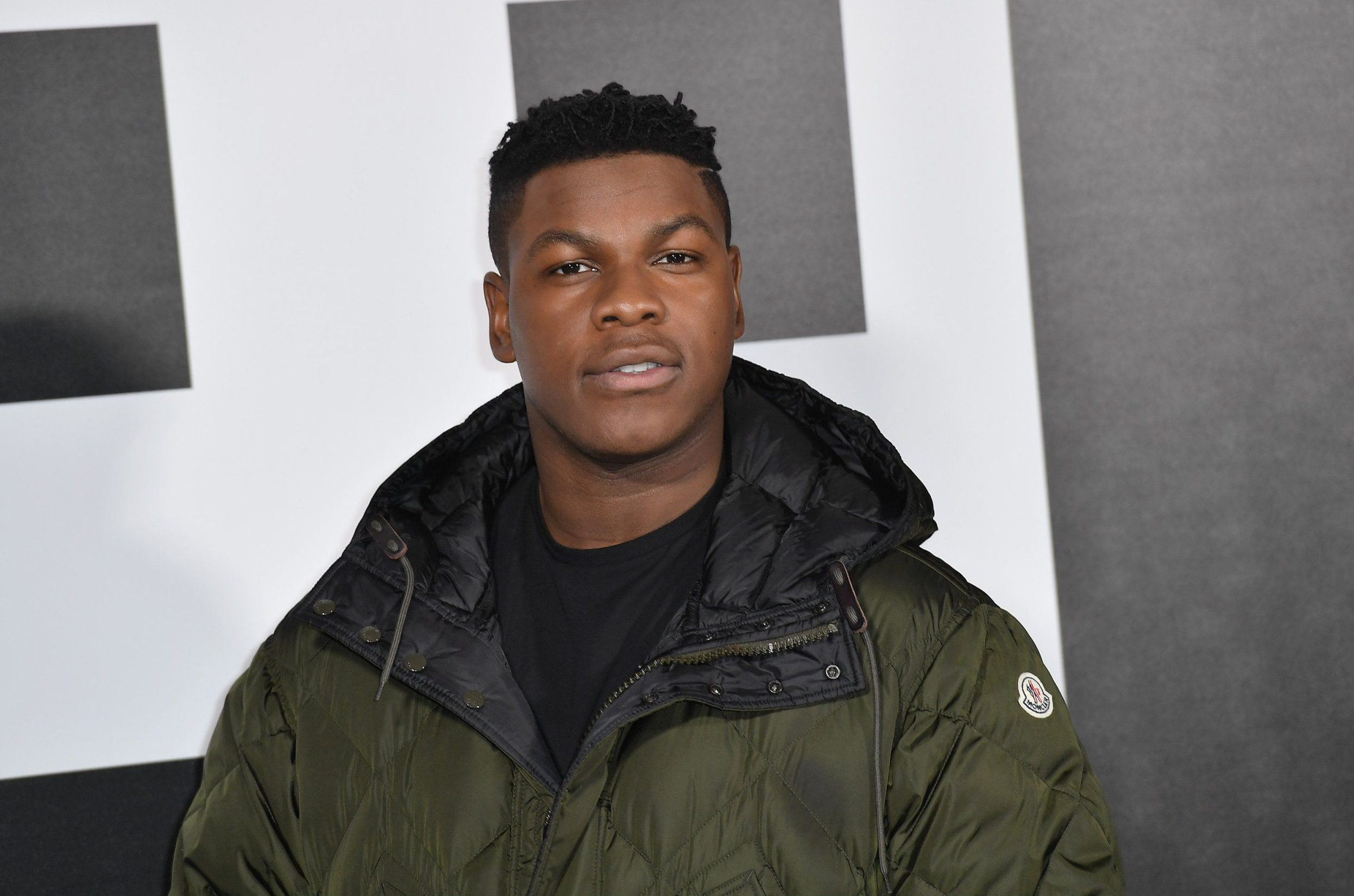 John Boyega gives 'rude' Star Wars fans a piece of his mind