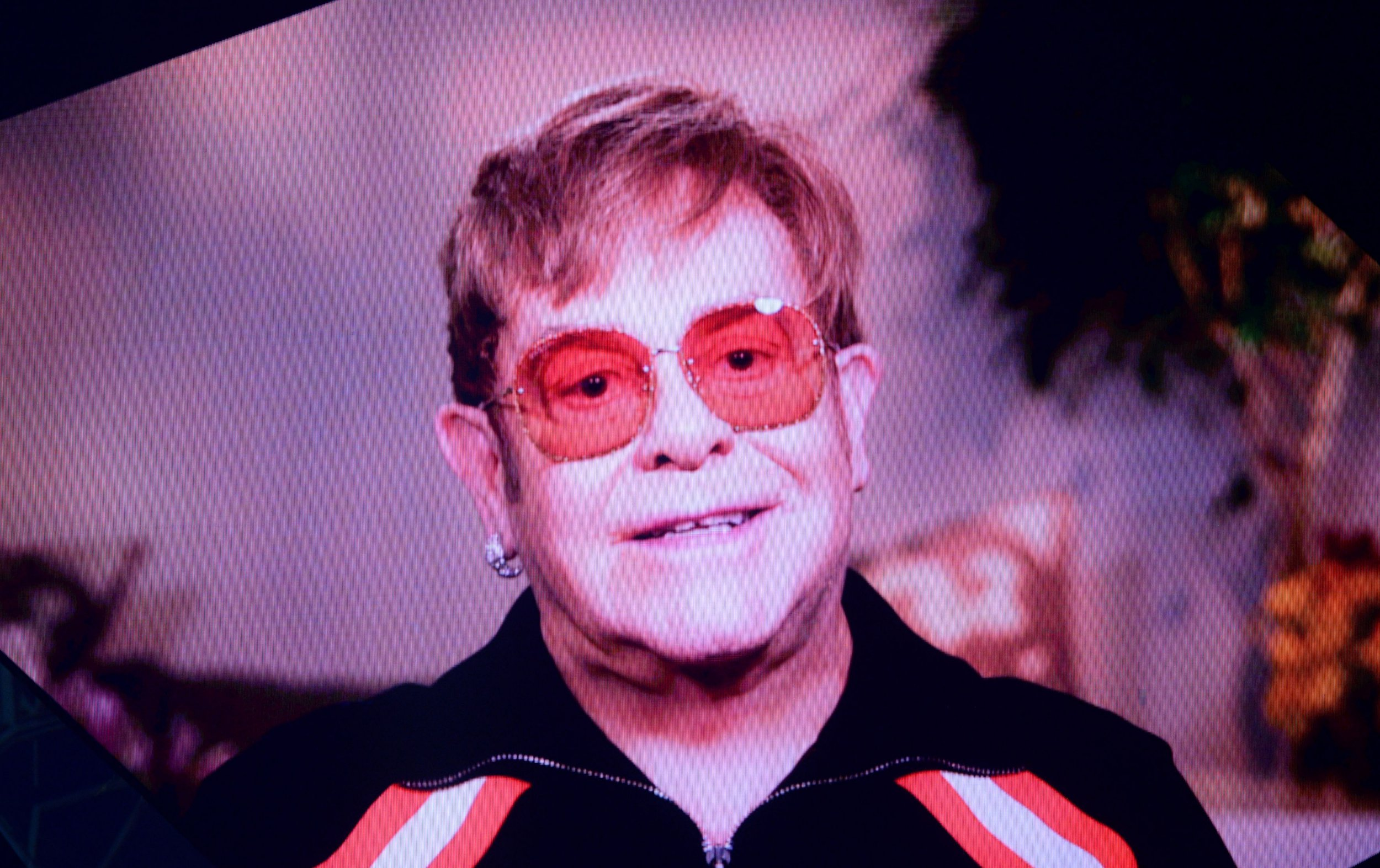 Did Elton John just prove we've all been pronouncing Ed Sheeran's name wrong?