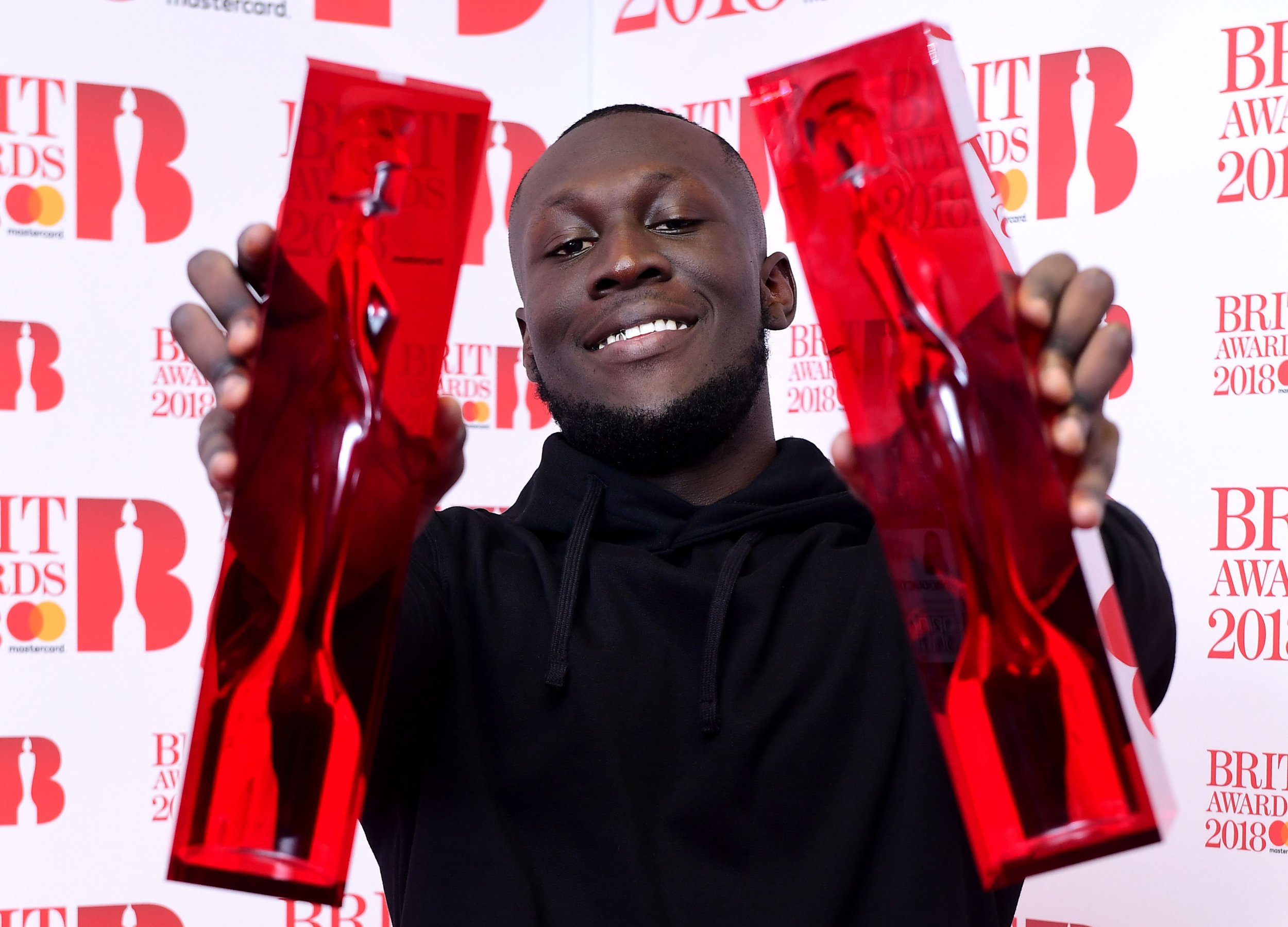 Stormzy's Spotify streaming figures double after powerful performance at Brit Awards