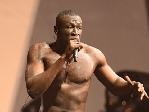 Stormzy ends Brit Awards with ferocious takedown of Theresa May's handling of Grenfell