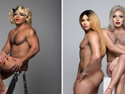 Photo series shows masculine men as women for powerful Femme the Man campaign