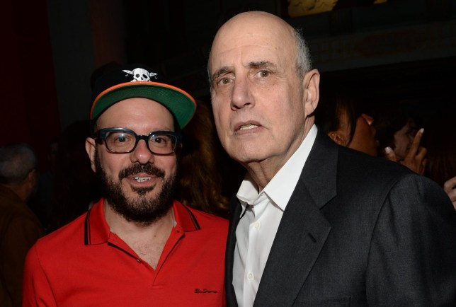 David Cross claims 'majority' of Arrested Development cast supports Jeffrey Tambor