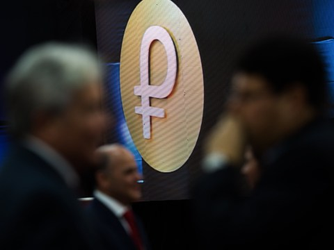 Venezuala launches Petro cryptocurrency to become first nation to release its own version of Bitcoin