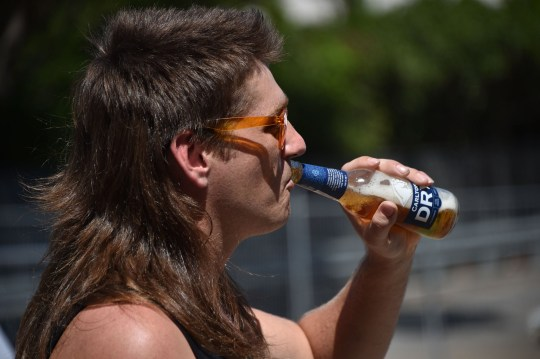 Australia's first mullet festival was everything we'd hope