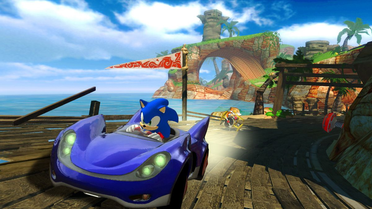 Sonic & All-Stars Racing Transformed – will the third game be Sonic-only?