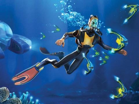Subnautica review – underwater survival