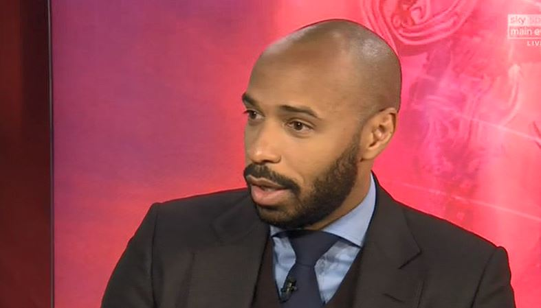 Thierry Henry increases pressure on Arsene Wenger by admitting he wants to be Arsenal manager