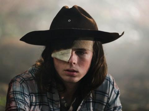Walking Dead creator Robert Kirkman admits he's to blame for Carl Grimes' death