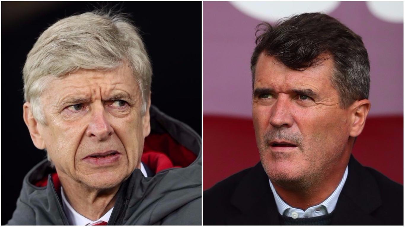 Arsene Wenger responds to Roy Keane's savage criticism of Arsenal midfielder Jack Wilshere