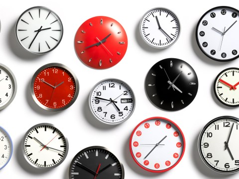 When do the clocks go forward and why?