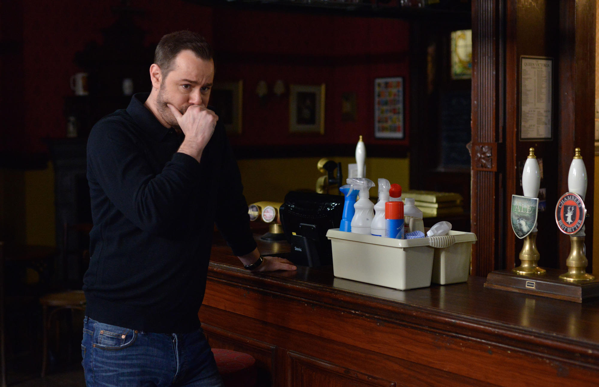 Lads, there is no episode of EastEnders tonight – this is not a drill