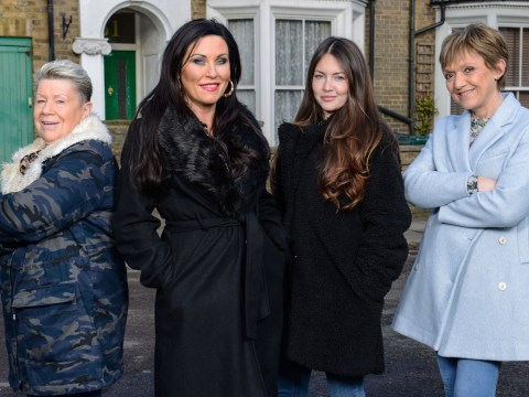 EastEnders spoilers: Cast describe the return of the Slaters as Kat makes her comeback